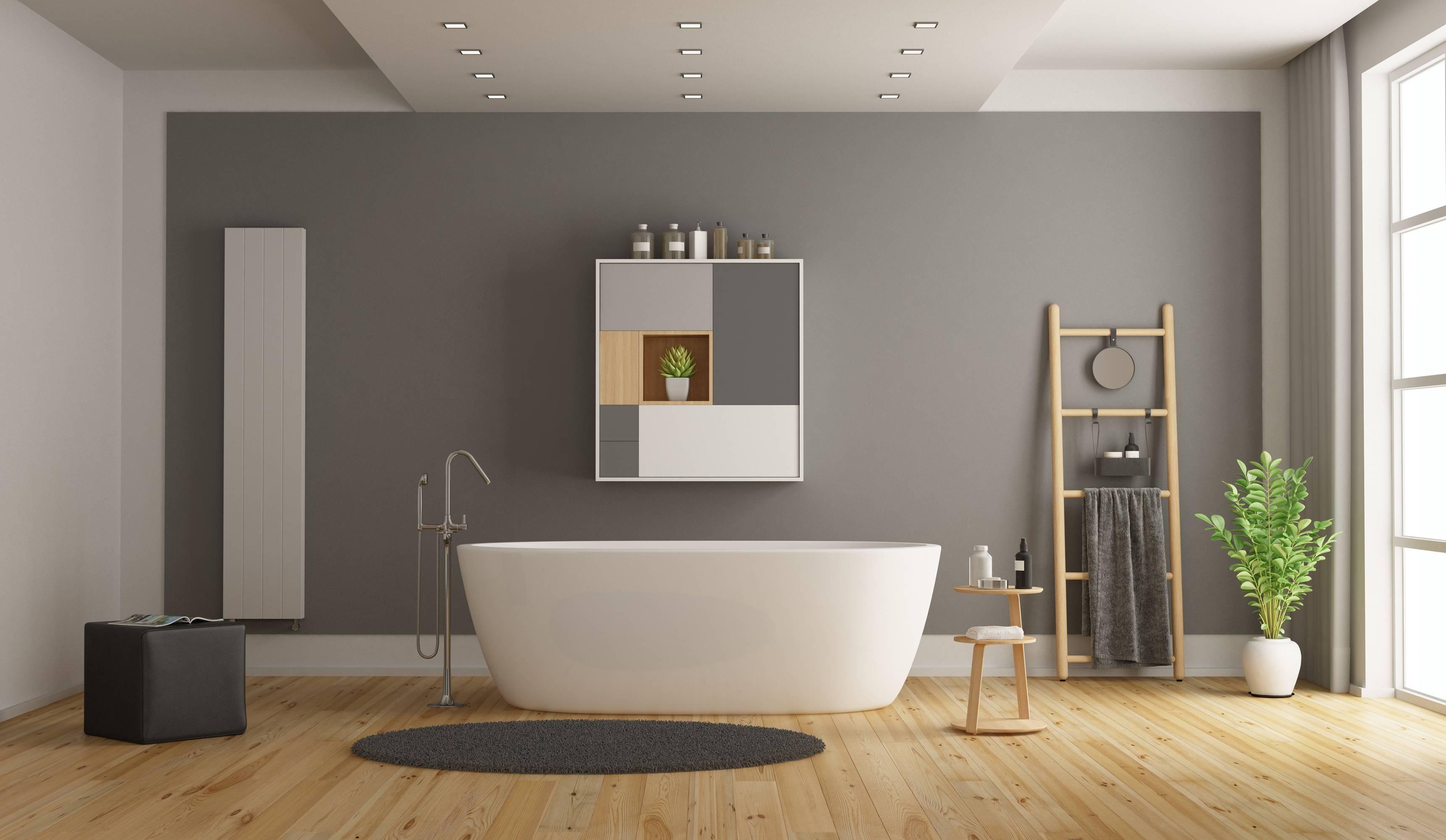 Bodenbelag Badezimmer – Es müssen nicht immer Fliesen sein   Hartmann